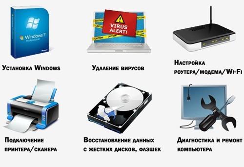 компьютерные услуги Иркутск