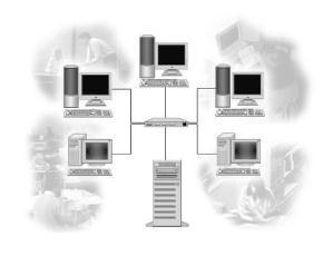 Обслуживание компьютерных сетей